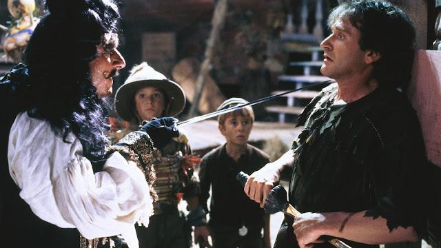 Hook: Capitan Uncino Robin Williams