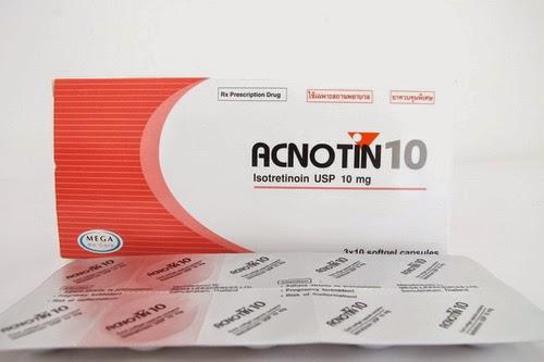 Acnotin 10