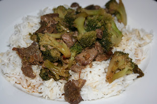 Broccoli Beef Take Out Fake Out Recipe for the crockpot slow cooker