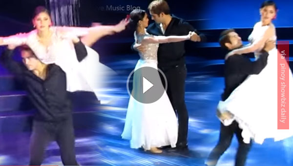 Watch: Kim Chiu and Gerald Anderson's dance number at ABS-CBN's Christmas Special