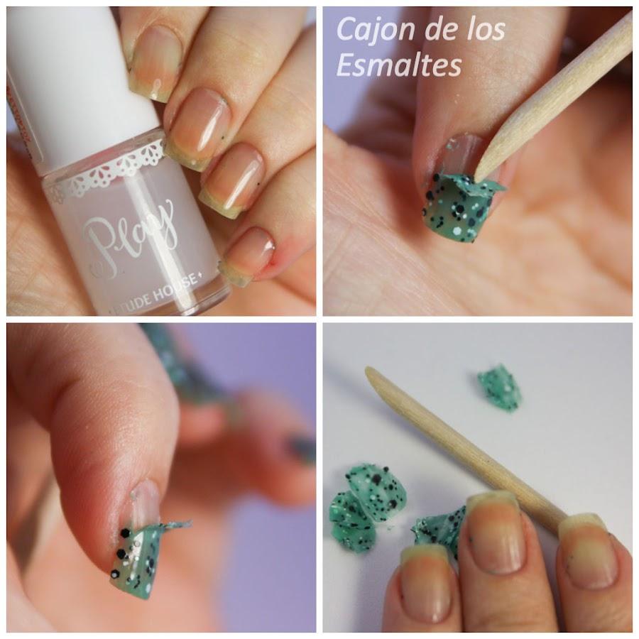 Base Peel Off para esmaltes de uñas