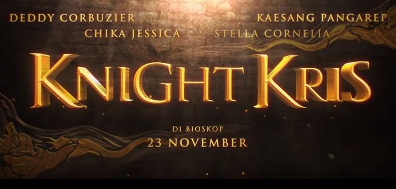 Sinopsis Film Animasi Knight Kris Produksi Deddy Corbuzier