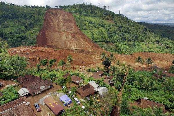 Jenis-Jenis Tanah Longsor Menurut BNPB