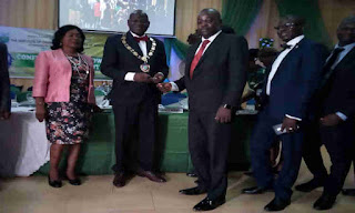 ICAN Induction: Former Minister Charges Accountants To Set Pace For Good Governance