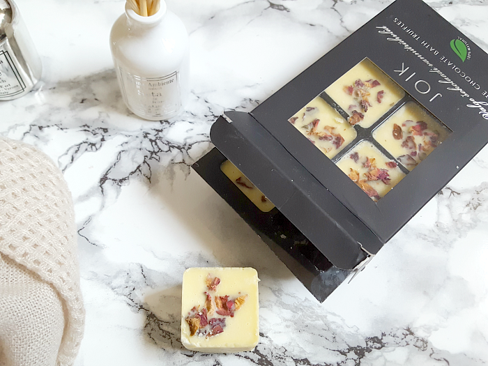 JOIK Bade Trüffel White Chocolate - £10.00 - LoveLula - Lifestyle & Wellness Favorites