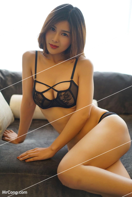 Image Yan-Pan-Pan-Part-3-MrCong.com-011 in post Ngắm vòng một siêu gợi cảm với nội y của người đẹp Yan Pan Pan (闫盼盼) (51 ảnh)