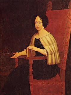 Portrait of Elena Cornaro Piscopia