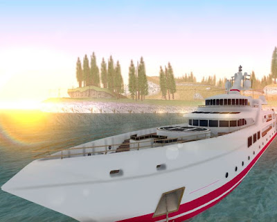 gta san mod gta v yacht online dlc to sa iate