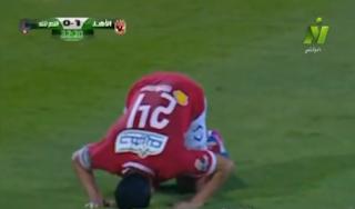 بالفيديو  : عبدالله السعيد يقود الاهلى بالفوز على النصر للتعدين برباعية نظيفة فى الدورى المصرى