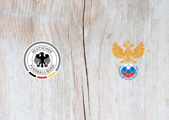 Germany vs Russia Full Match & Highlights 15 November 2018