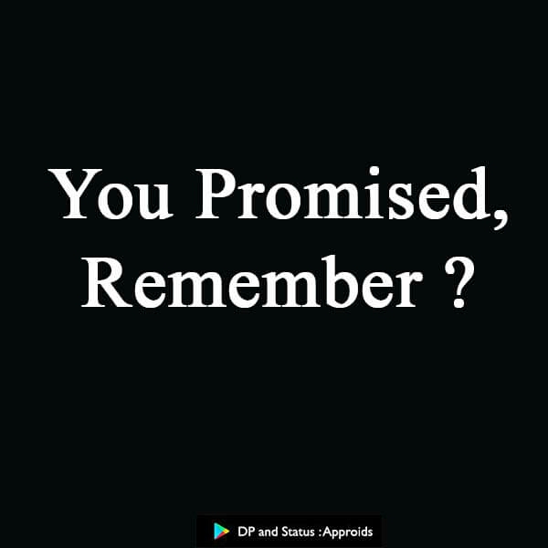 Best Promise Quotes For Relationships In English