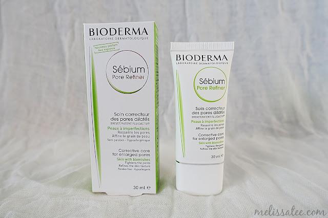 bioderma, bioderma sebium, bioderma sebium review, bioderma sebium pore refiner, bioderma sebium pore refiner review, bioderma pore refiner review