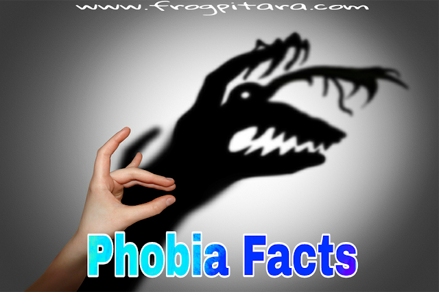 Phobia Facts In Hindi