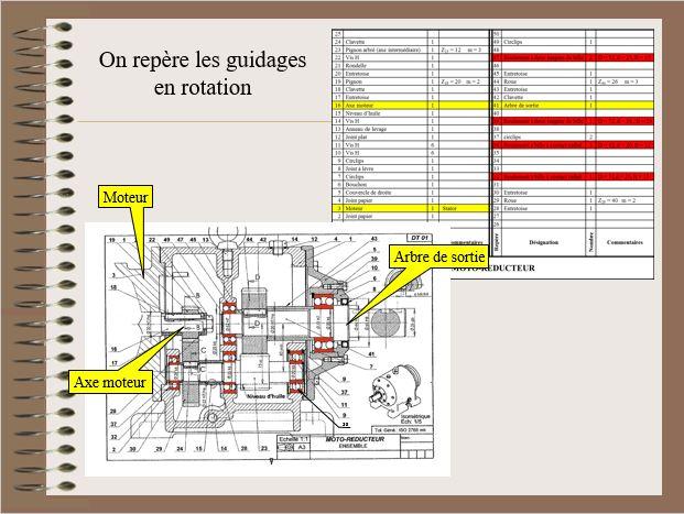 Télécharger aide à la lecture d'un plan de dessin montage mécanique en ppt