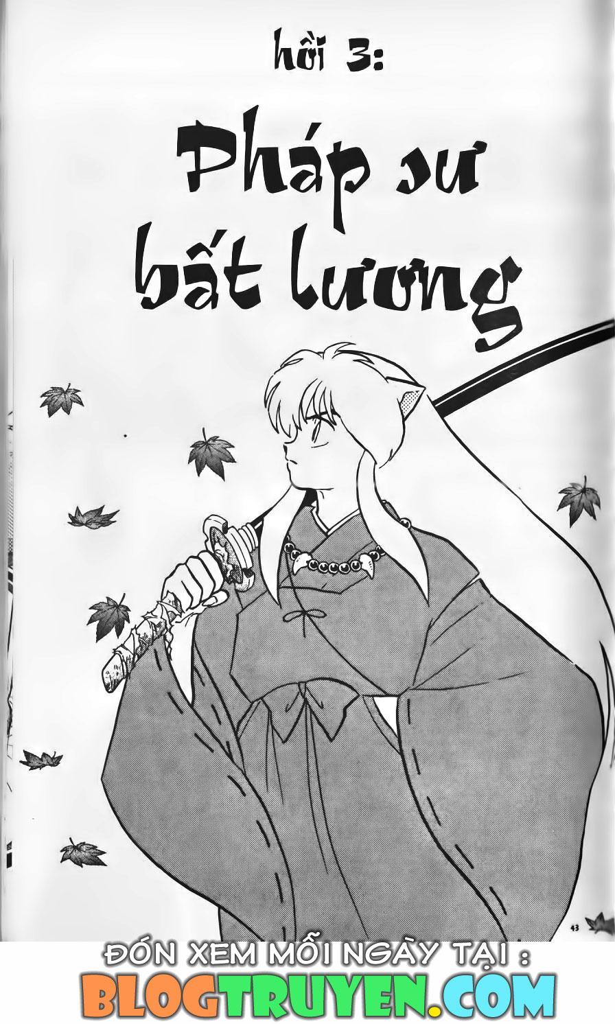 Inuyasha vol 06.3 trang 2