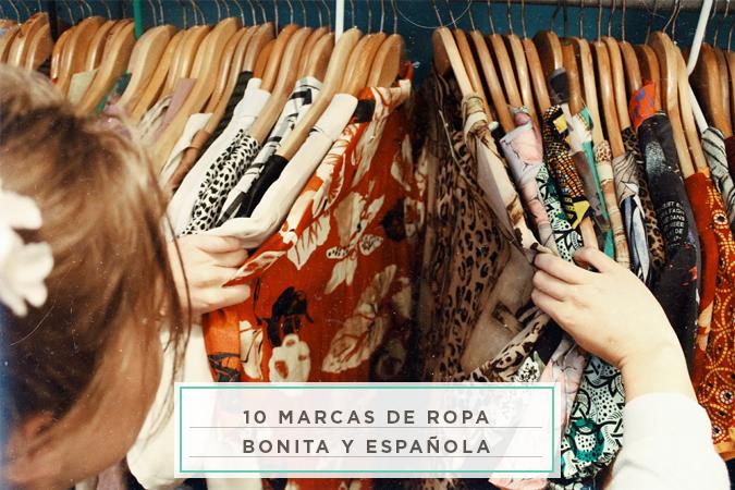 7c0aceab7 Hoy os voy a hablar de 10 tiendas de ropa bonita y española. He hecho posts  así en dos ocasiones anteriores (aquí y aquí) y os han gustado mucho