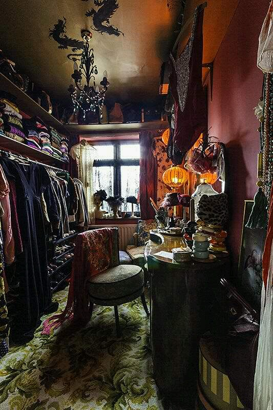 A Witches Wardrobe