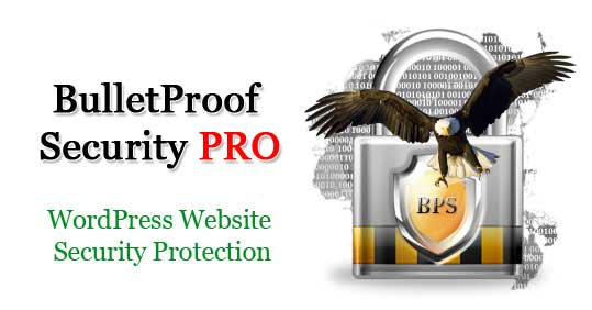 Plugin Wordpress BulletProof Security Pro