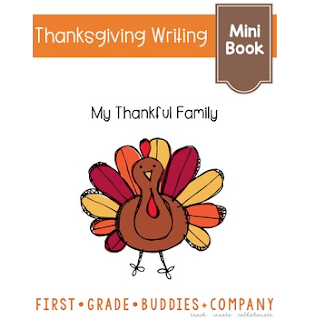 https://www.teacherspayteachers.com/Product/My-Thankful-Family-Mini-Book-981648