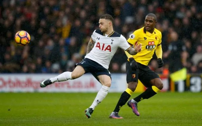 Trippier following the path of Danny Rose