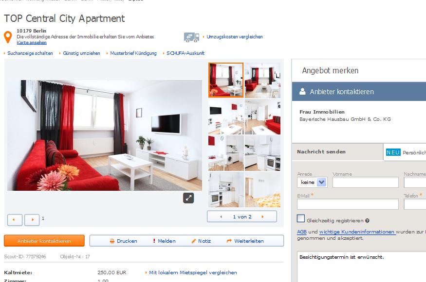 vorkassebetrug inboxanswer. Black Bedroom Furniture Sets. Home Design Ideas