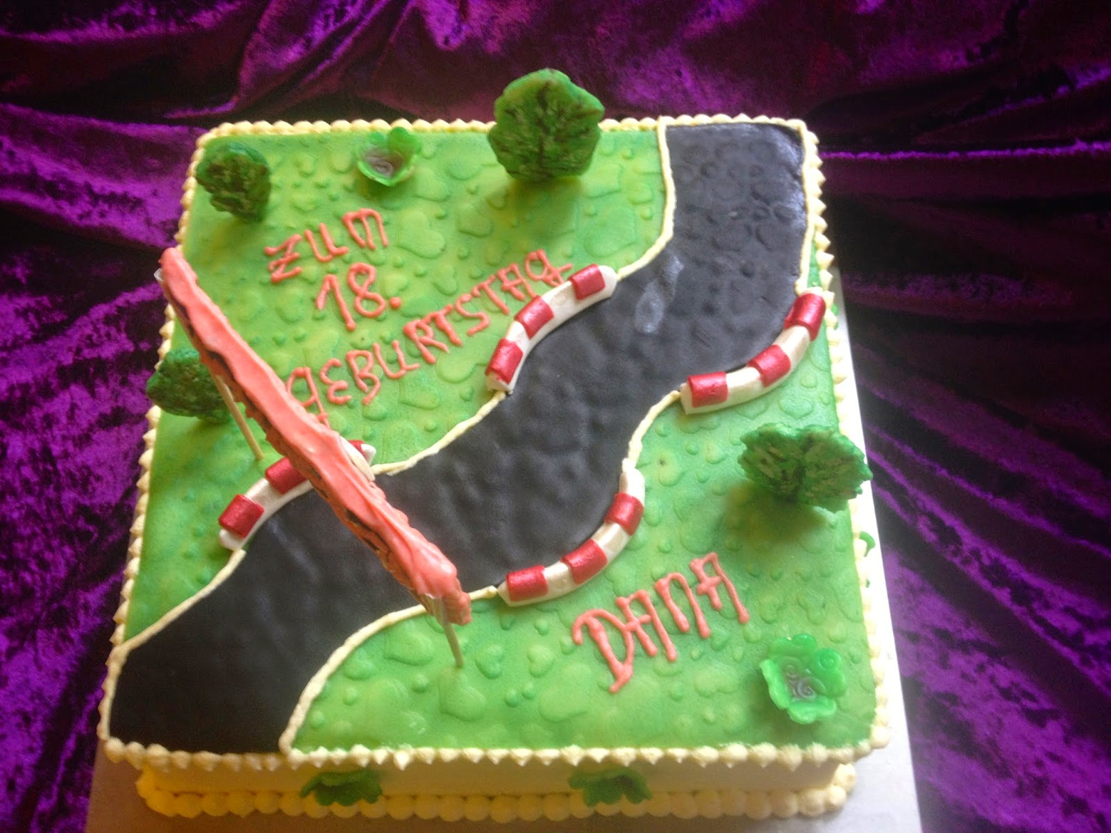 Der Tortenmacher Gladbeck Endlich 18 Geburtstagstorte