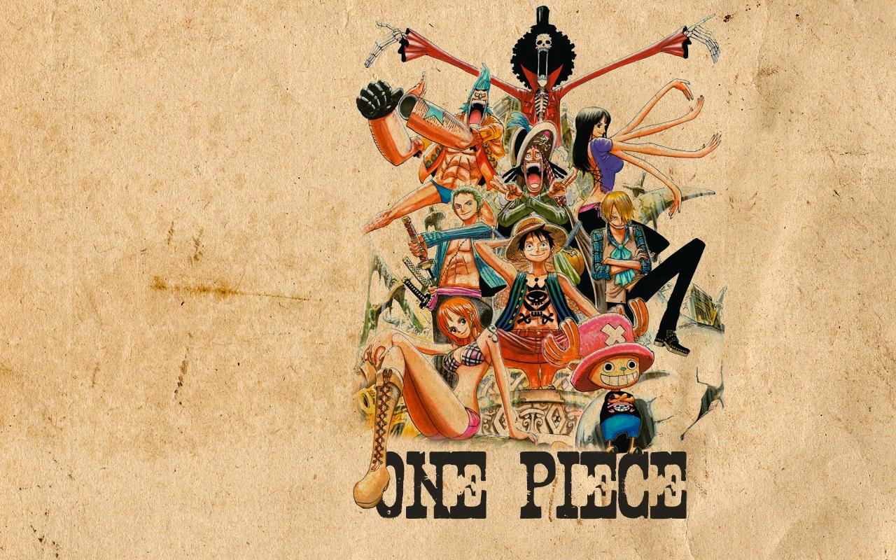3d Wallpapers: One Piece Wallpaper