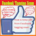 Facebook Tagging Scam-the Malware Spreads Through automatic tagging