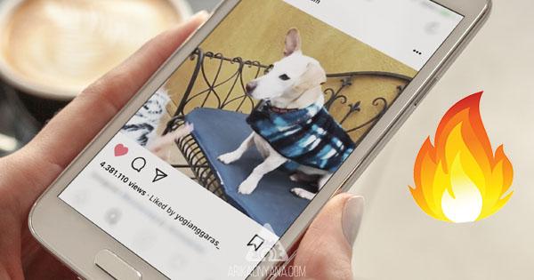 4 Cara Efektif Memperbanyak Viewer Pada Video di Instagram