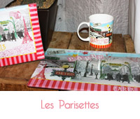 set de table Paris