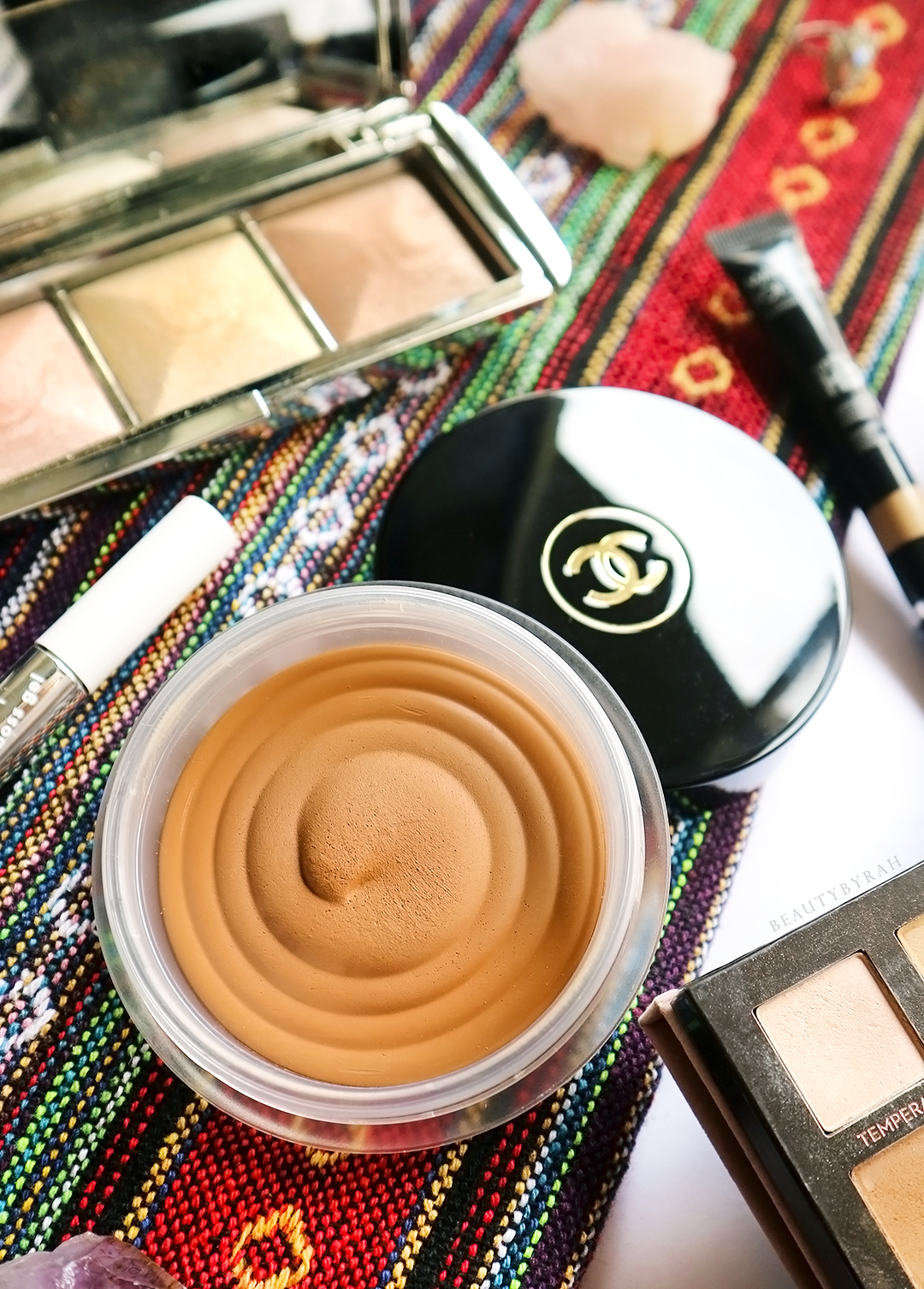 Chanel Soleil Tan De Chanel review and swatches