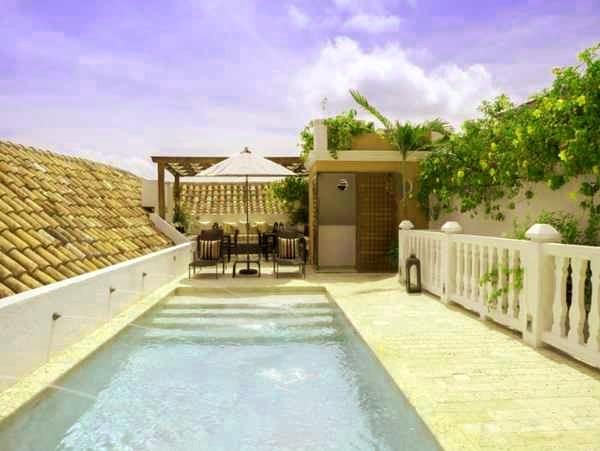 hotel casa del coliseo Cartagena-Colombia