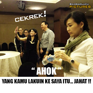 20 Meme Ahok Dian Sastro AADC 3 Paling Lucu