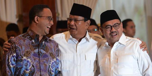 Hebatnya Anies Baswedan Bisa Rontokkan Jokowi-Ma'ruf di Pilpres 2019
