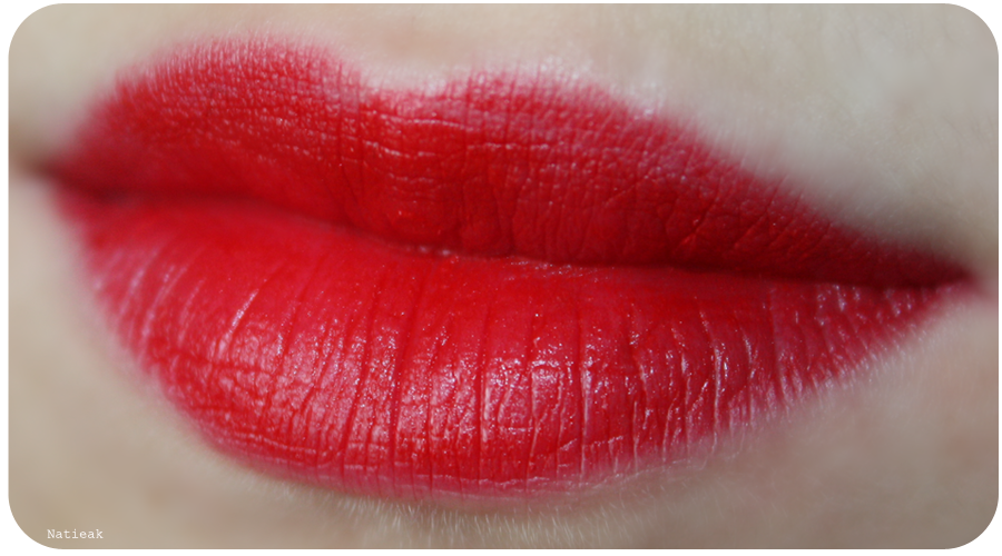 Rouge Rock mat d'Yves Saint Laurent