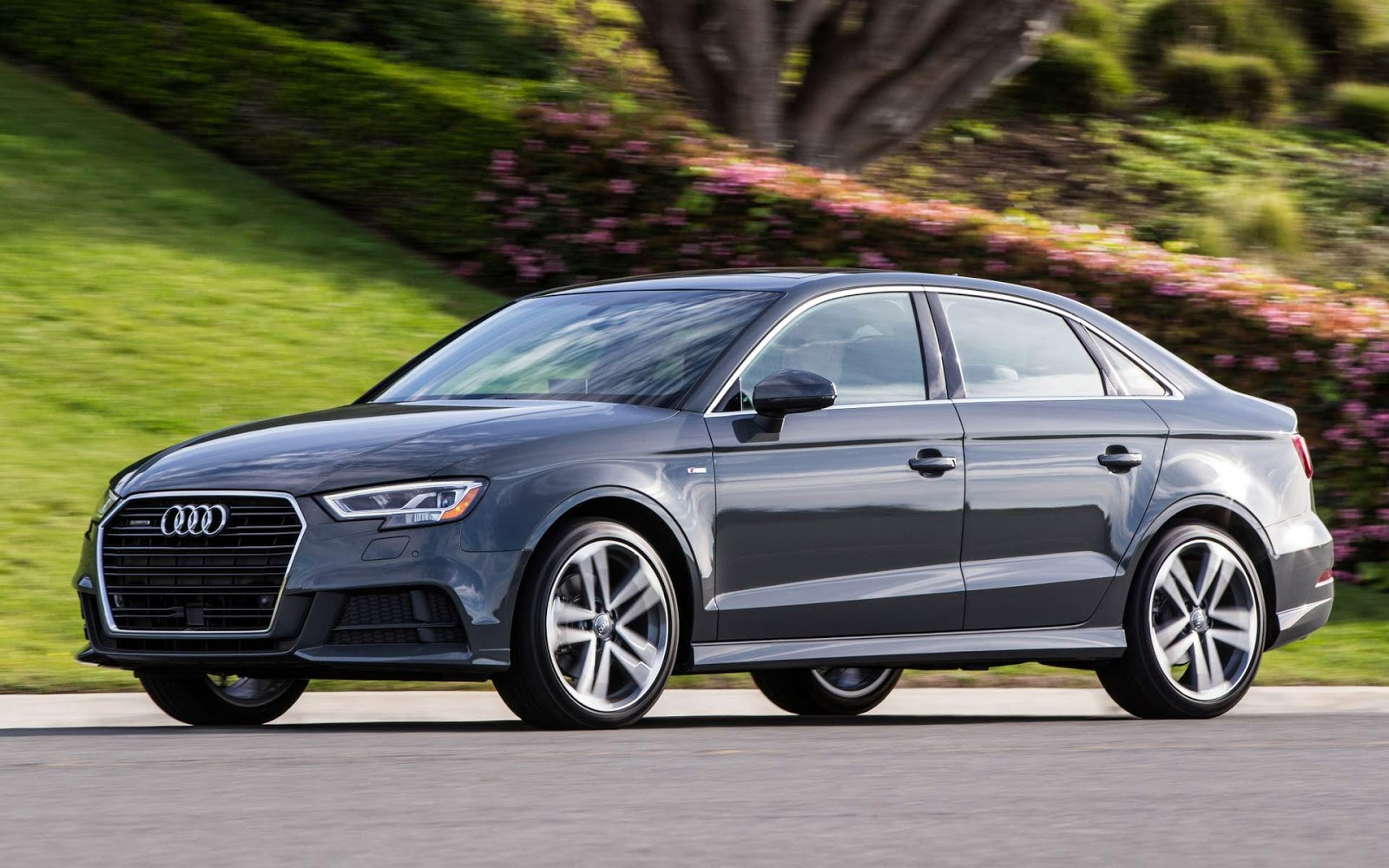 audi a3 sedan 2018 eleito melhor compacto de luxo eua car blog br. Black Bedroom Furniture Sets. Home Design Ideas