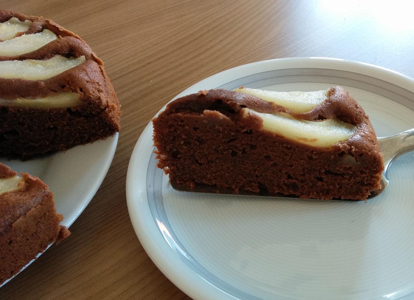 Diese Solche Und Andere Rezepte Schoko Birnen Kuchen
