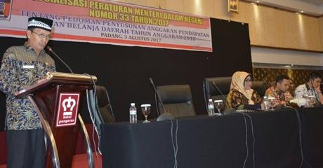 Pengelolaan APBD Harus Transparan, Akuntabel dan Partisipatif