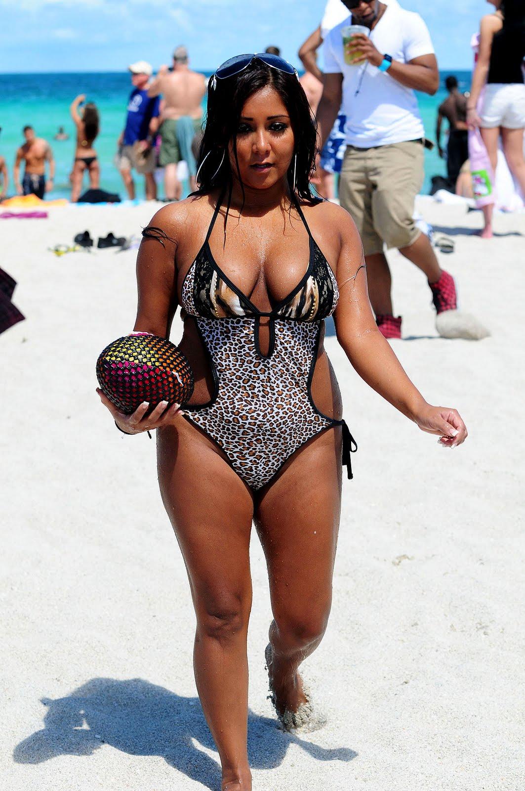 Jersey shore girls nude snooki