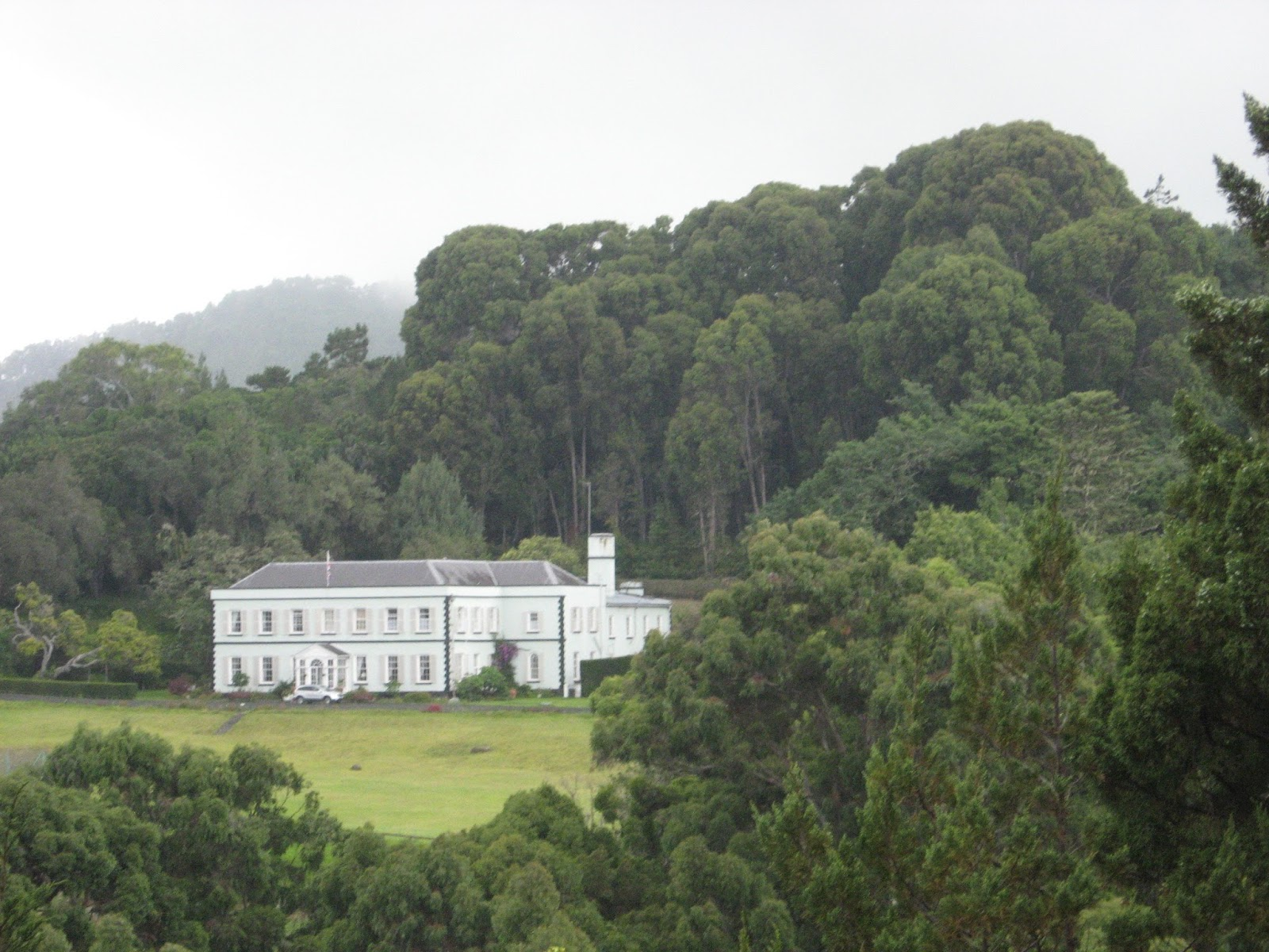 The Country House Company reflections on a journey to st helena: wranghams and the