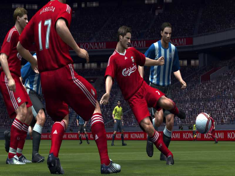 PES Pro Evolution Soccer 2009 PC Game Free Download
