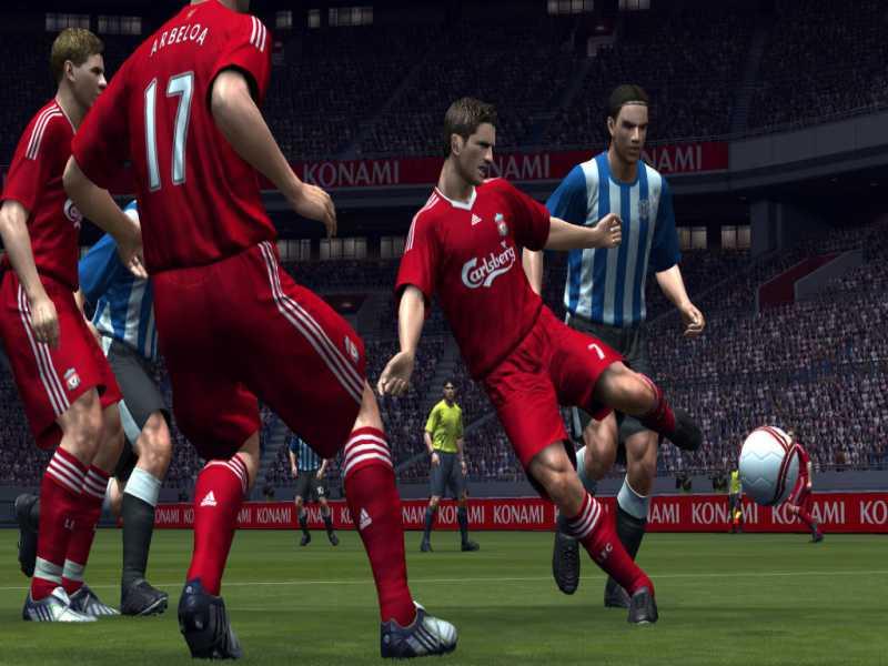 PES Pro Evolution Soccer 2009 PC Game Free Download