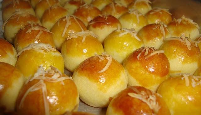 Cara membuat kue nastar keju