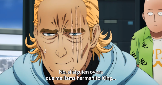 One Punch Man 2 Capitulo 1 sub español online
