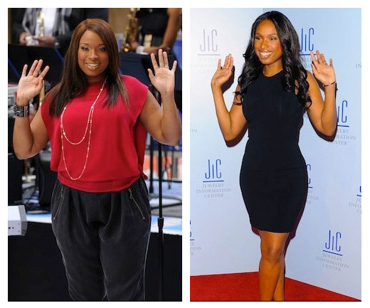 Weight Loss Before And After: Jennifer Hudson Weight Loss