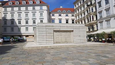 monumento ai caduti ebrei