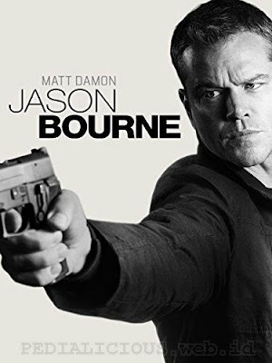 Sinopsis film Jason Bourne (2016)