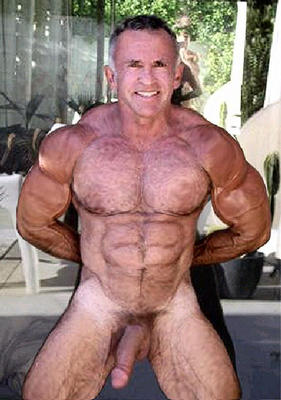 hairy muscle daddy