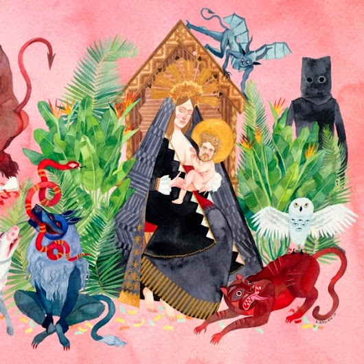 New & News 2/10: FATHER JOHN MISTY, THOM YORKE, JD MCPHERSON, + MORE!