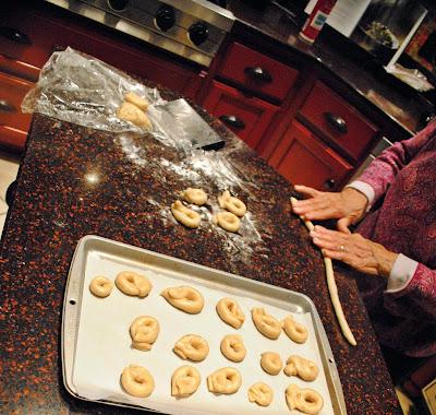 Savory Taralli Puglia Region Cookies